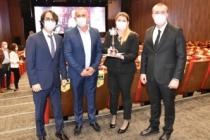 Toyota Otomoti̇v Sanayi̇ Türki̇ye'ye Çevre Ödülü