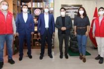 Arif Özsoy, Ses Yarışmada Başarılı Olan Gençleri Ağırladı