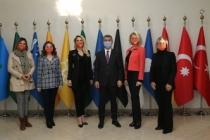 Gölbaşı Belediye Başkanı Ramazan Şimşen'ten Hayat Kütüphanesi Müjdesi