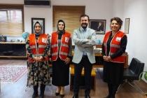 İŞBİR Yatak'tan Türk Kızılay'a Destek