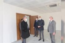 Sanayi ve Teknoloji Bakan Yardımcısı Dönmez SATSO Tek Durak Hizmet Binalarını İnceledi