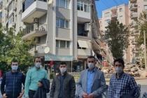 SUBÜ Heyeti İzmir'de