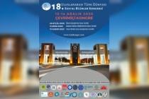 18. Uluslararası Türk Dünyası Sosyal Bilimler Kongresi Tamamlandı