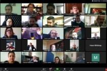 Okul Müdürleriyle Çevrim İçi Eğitim Toplantısı