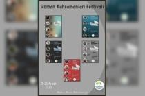 Roman Kahramanları Festivali bugün başlıyor