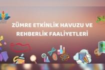 Sakarya MEM'den Zümre Etkinlik Havuzu ve Rehberlik Faaliyetleri