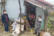 Taraklı CHP den İhtiyaç Sahibi Aileye Yardım: