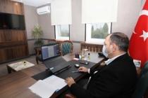 Vali Çetin Oktay Kaldırım Bugününü OSB'lere Ayırdı
