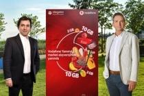 """Vodafone, """"Süpermarket Yanımda"""" ile  Ayda 100 Bin Alışveriş Hedefliyor"""
