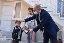 Başkan Kılıç vatandaş ziyaretlerini sürdürüyor