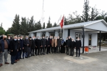 Cenaze hizmetleri için Pamukova'ya yeni Gasilhane