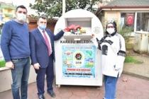 Karasu Belediyesinden Oyuncak Kumbarası Projesi