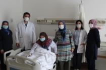 SEAH'da ilk serbest doku nakli ameliyatı gerçekleşti