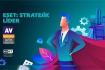 Siber güvenlikte 'Stratejik Lider' oldu