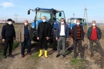 Tarımsal üretimde her bir karış toprak büyük önem taşıyor
