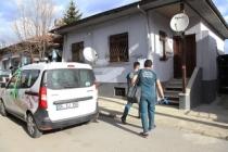 Büyükşehir'den yaşlılara evde berber hizmeti