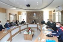 COVID-19 İle Mücadele Toplantısı Bugün Hendek İlçesinde Gerçekleştirildi