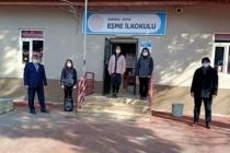 Eşme İlkokulunun Yeni Çehresi Çok Beğenildi