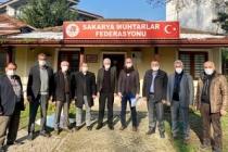 Serbes: Muhtarların doğal olarak meclis üyesi olması gerekir