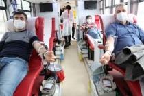 Serdivan'dan Kan Stoklarına Destek