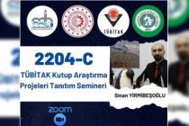 """""""Tübitak Kutup Araştırma Projeleri Tanıtım Semineri"""" Yapıldı"""