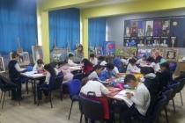 Yeşiltepe Ortaokulunda Bir Yılda Dört Adet Tasarım Beceri Atölyesi Kuruldu