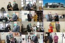 Başkan Altuğ SATSO kadın personelini kutladı