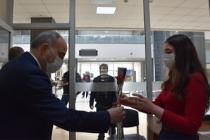 Başkan Fevzi Kılıç'tan 8 mart tebriği