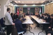 Cuma İçten; Gelecek 'ın ilk Yönetim Kurulu Toplantısı'na katıldı