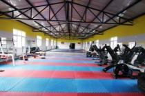Karapürçek İlçe Spor Güreş ve Judo Salonları Hazır