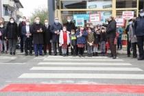 Serdivan'da Önce Yaya Uygulaması