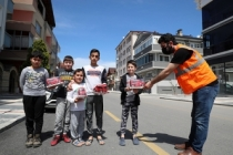 Büyükşehir'den çocuklara bayram hediyesi