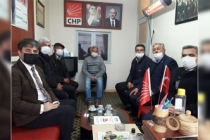 CHP 'nin 4 ilçe başkanı Taraklı'da buluştu