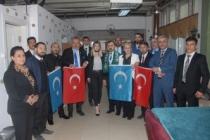 Cumhurbaşkanı Osman; Sakarya'da  Güç Birliği Partisi'nin misafiri oldu