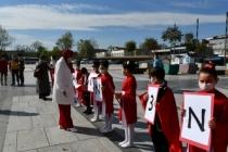 Sakarya'da 23 Nisan Ulusal Egemenlik ve Çocuk Bayramı