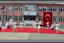 Şehit Ahmet Akyol'da 23 Nisan Coşkusu