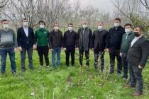 Üreticilerimizle birlikte Sakarya'yı tarımda öncü hale getireceğiz