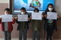 'Vizemi Aldım Dünyayı Geziyorum' eTwinning Projesi