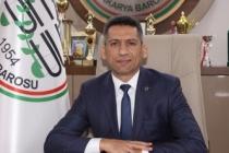 Baro Başkanı Burak'ın 19 Mayıs mesajı
