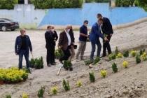 Sapanca Gazipaşa İlkokulu'nun Bahçesi Şimdi Daha Güzel
