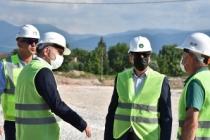 Başkan Kılıç Ve Sarı Tarımsal Amaçlı Lisanlı Depolama Alanındaki Çalışmaları İnceledi