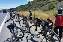 Çevre gününde çevre dostu bisiklet turu