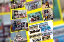 Serdivan Özel Eğitim Anaokulunun eTwinning Online Kaynaştırma Projesinde Mutlu Final