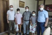 Adapazarı İlçe Mem' Den Resim Yarışmasında Türkiye Dereceleri