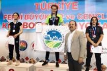 Büyükşehir'in sporcusu İtalya'da Türk bayrağını dalgalandıracak