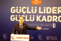 Fatih Erbakan: 'Bu iktidar gitsin de ne olursa olsun' siyasetine karşıyız!