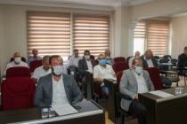 Ferizli Belediyesi Temmuz ayı meclis toplantısı gerçekleştirildi