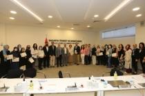 Girişimci Kadınlar Eğitimlerini Tamamlayarak Kooperatifçilik Sertifikalarını Aldı