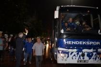 Hendek'te Bayram Havası 3.Lig Yolunda Final Coşkusu
