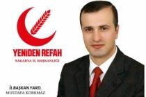 Başkan Korkmaz'dan Sakarya gündemine dair değerlendirme